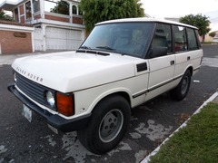 RANGE ROVER 1988 AUTOMATICA Q16,500