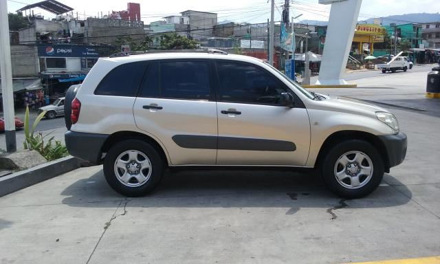 vendo toyota rav4 2006 de agencia ganga mixco tu mejor mercado guatemala. Black Bedroom Furniture Sets. Home Design Ideas