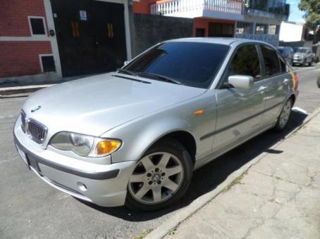 BMW 325I 2003 AUTOMATICO OFERTA! Q42,500